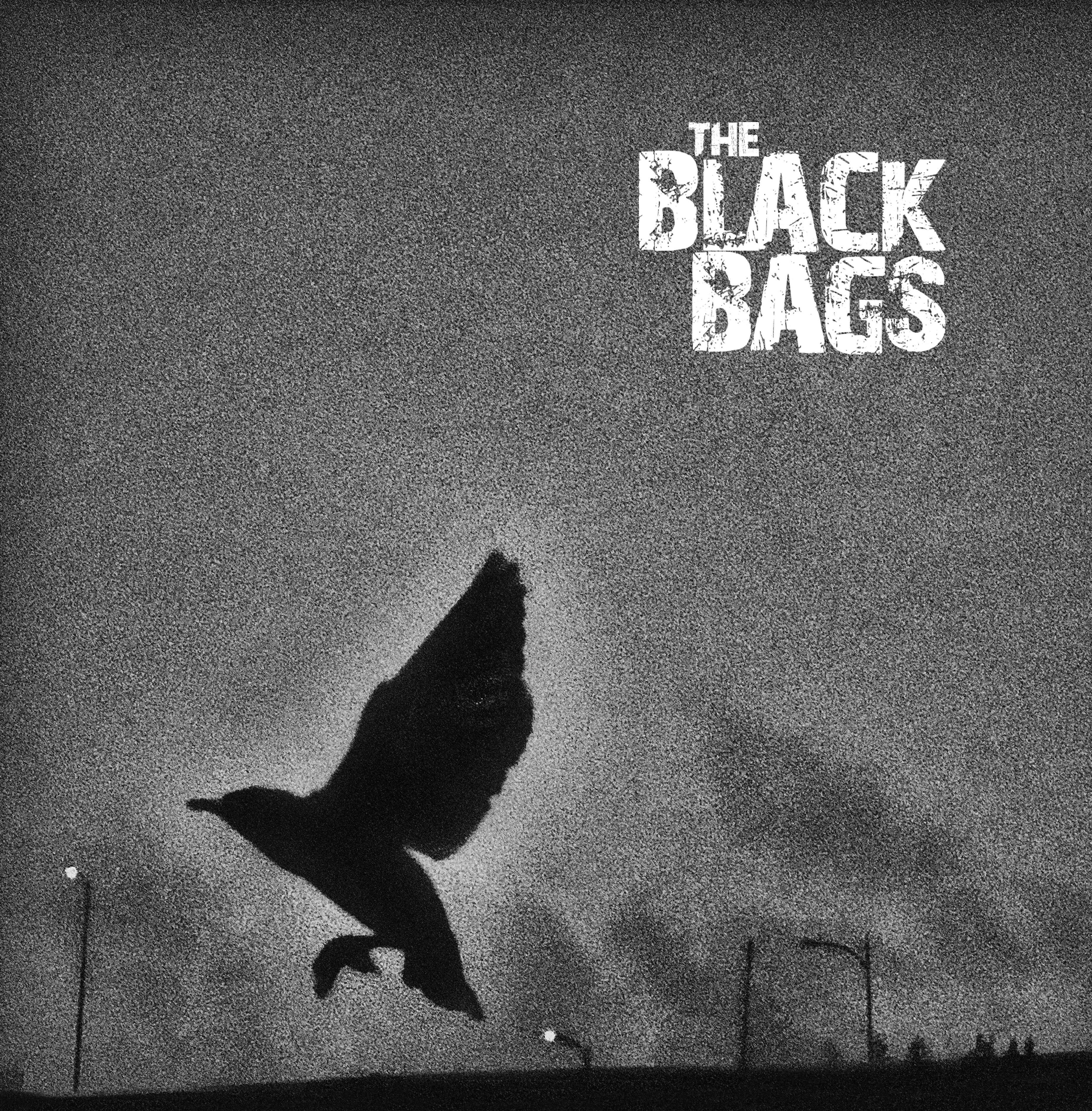 The Black Bags Album Cover